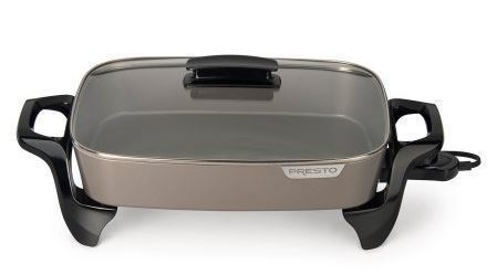 presto 16 inch ceramic electric skillet