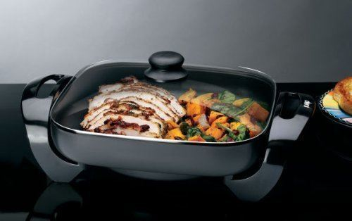 Oster 12 inch electric skillet image