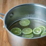 How to Candy Limes - Step 4 - inthekitch.net