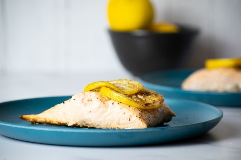 How To Cook Salmon With Skin On In The Kitch