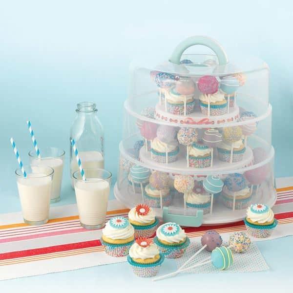 3 tier cake pop holder